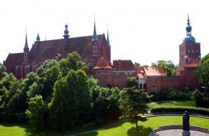 Domkirche von Frauenburg (Frombork, Polen)