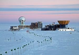 Südpol-Teleskop