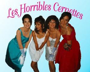 Les Horribles Cernettes (LHC), 1992