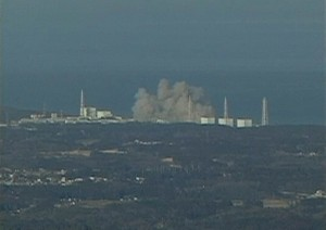 Explosion in Fukushima I