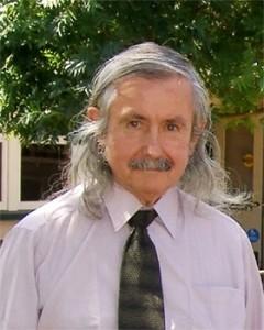 Gravity Probe B Projektleiter Dr. Francis Everitt
