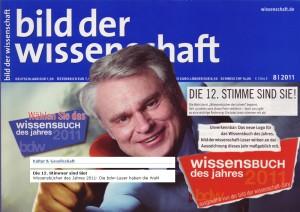 """""""Wissensbuch des Jahres"""": Relaunch bei bdw"""