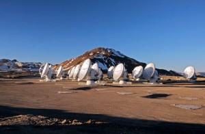 ALMA - Atacana Large Millimeter Array