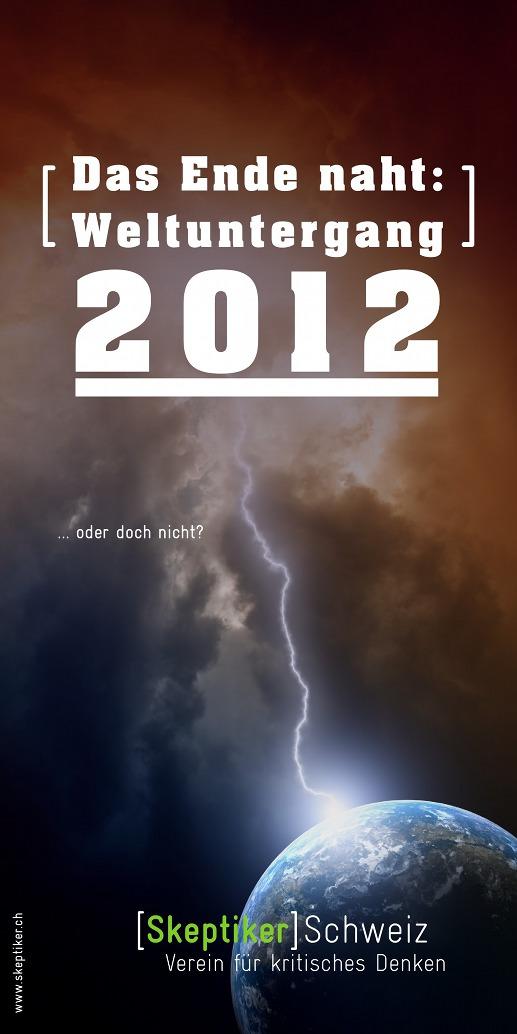 Skeptiker Schweiz Gründungsversammlung Flyer Seite 1