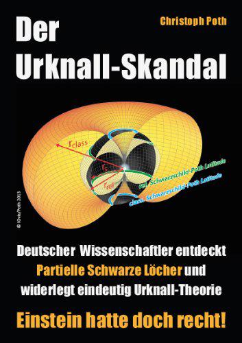 """Christoph Poth, 2013: """"Der Urknall-Skandal"""""""