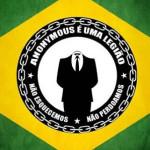 Die Startseite von www.worldsci.org nach dem Hackerangriff in der Nacht vom 23. auf den 24. August 2014