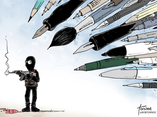 http://www.newsworks.org/index.php/local/new-jersey/77084-charlie-hebdo-massacre-wont-stop-cartoonists-from-telling-the-truth