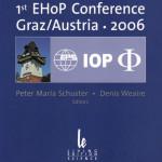 1st EHoP Conference Graz/Austria 2006